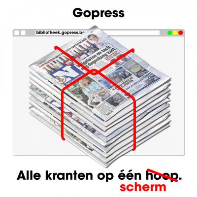 Gopress krantenarchief